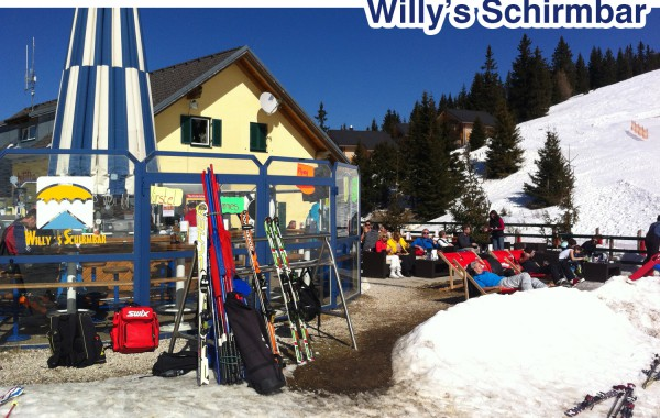 Willy's Schirmbar