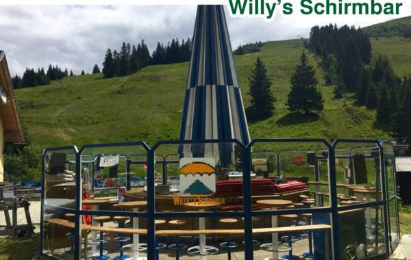 Willy's Schirmbar